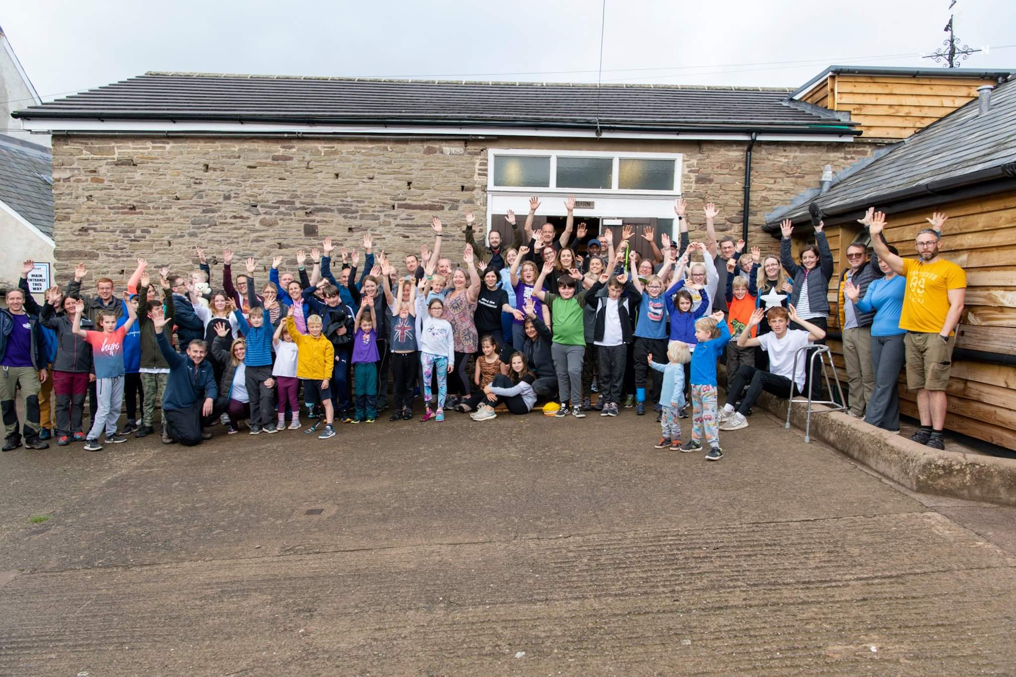 ICAN Family Camp October 2019